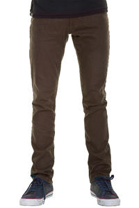 TPDG SUPPLIES CO. Nostrand Slim Jeans (dark brown)