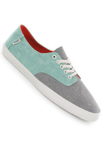 Vans E-Street Shoe (washed mid grey dusty jade)