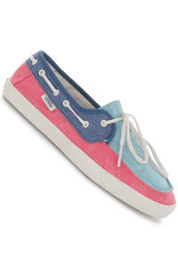 Vans Chauffette Schuh girls (aqua sea calypso coral)