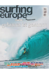 Surfing Europe 92 August 2012 Magazin