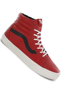 Vans Sk8-Hi Reissue Leather Schuh (chili pepper black)