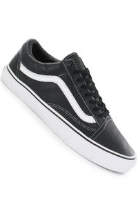 Vans Old Skool Leather Schuh (aged black)