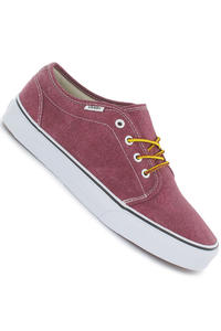Vans 106 Vulcanized Schuh (tawny port true white)