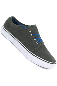 Vans 106 Vulcanized Suede Shoe (charcoal classic blue)