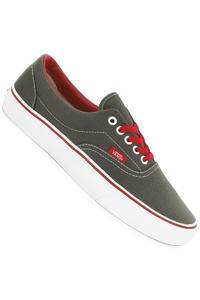 Vans Era Shoe (charcoal red)