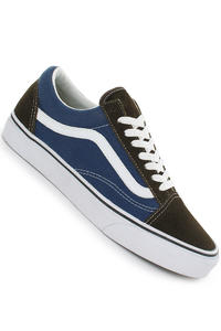 Vans Old Skool Schuh (vintage brown estate)