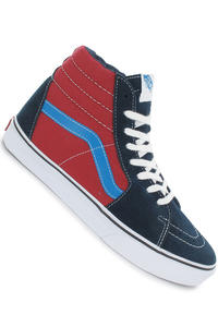 Vans Sk8-Hi Shoe (dress blues chili pepper)
