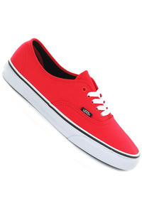 Vans Authentic Schuh (fiery red black)