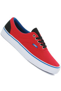 Vans Era Shoe (red princess blue)