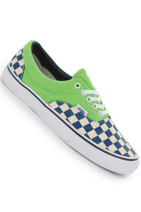 Vans Era Schuh (checker green flash)