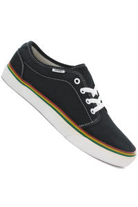Vans 106 Vulcanized Schuh (black rasta)