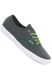 Vans Authentic Lite Shoe (dark shadow green flash)