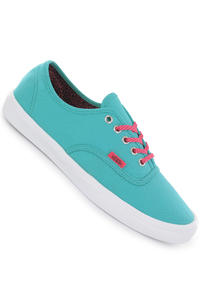 Vans Authentic Lite Shoe (scuba blue rouge red)