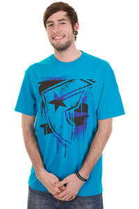 Famous Sludge T-Shirt (turquoise black purple)