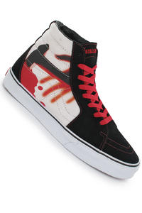 Vans x Metallica Sk8-Hi Schuh (black true white)