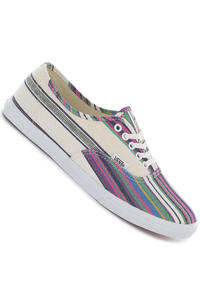 Vans Authentic Lo Pro Shoe girls (multi stripe true white)