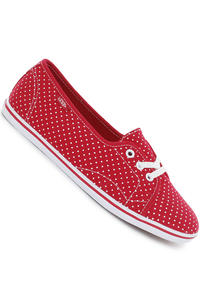 Vans Leah Schuh girls (polka dot true red true white)