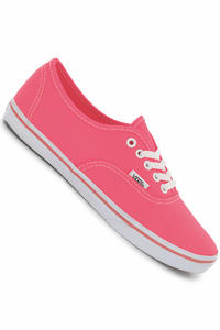 Vans Authentic Lo Pro Schuh girls (neon coral)