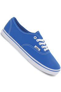Vans Authentic Lo Pro Schuh girls (neon diva blue)