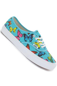 Vans Authentic Slim Schuh girls (scuba blue)