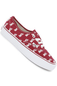 Vans x Love Me Authentic Shoe girls (red)