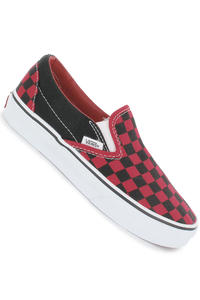 Vans Classic Slip-On Schuh (black formula one checkerboard)