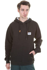 Trap Skateboards Udd Hoodie (black heather grey)