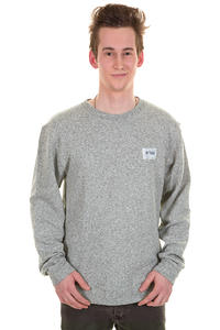 Trap Skateboards Basic Sweatshirt (heather blue)