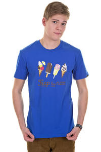 Trap Skateboards New Ice Cream T-Shirt (royal blue)