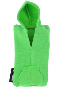 Trap Skateboards iPhone Hoodie Tasche (green)