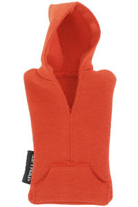 Trap Skateboards iPhone Hoodie Tasche (orange)