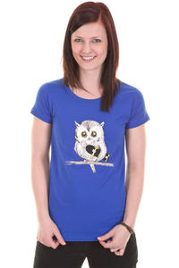 Trap Skateboards Eule T-Shirt girls (royal blue)