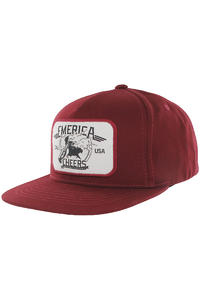 Emerica Cheerz Snapback Cap (maroon)
