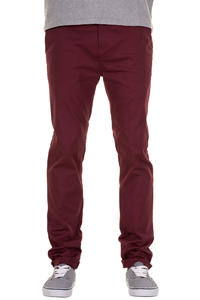 Emerica HSU Carlin Pants (maroon)