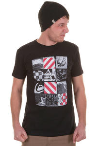 Quiksilver The Captain T-Shirt (black)