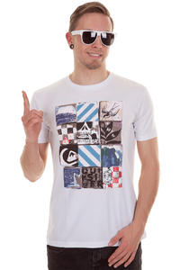 Quiksilver The Captain T-Shirt (white)