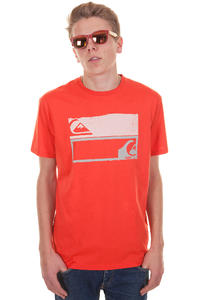 Quiksilver Not Equal T-Shirt (burnt)