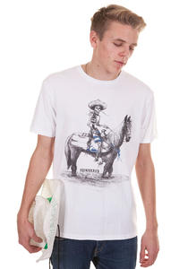Quiksilver Born From The Sea T-Shirt (white)