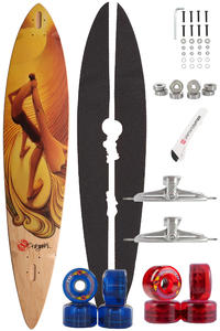 "Original Skateboards Pintail 46"" (117cm) Longboard-Bausatz"