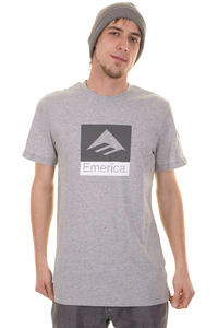 Emerica Combo 10 T-Shirt (grey heather)