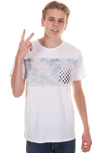 Quiksilver Hawaii Racing T-Shirt (white)
