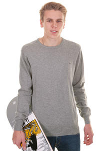 Quiksilver Bob Sweatshirt (light grey heather)