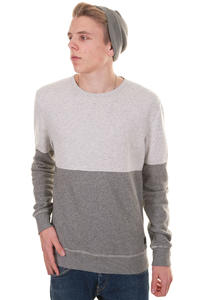Quiksilver Axe Fleece Sweatshirt (grey marl)
