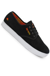 Emerica Laced by Leo Romero Shoe (black orange white)