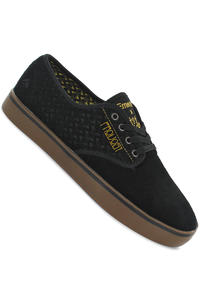 Emerica Laced Toy Machine Schuh (black yellow)
