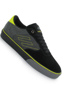 Emerica Liverpool Suede Shoe (black lime)