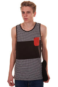 Quiksilver Tropics Global Tank-Top (black)