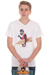 Quiksilver Hitcher T-Shirt (bone)