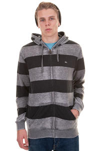 Quiksilver Gravity Zip-Hoodie (dark grey)