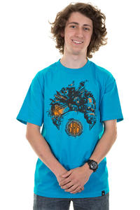Osiris Big City T-Shirt (turquoise)